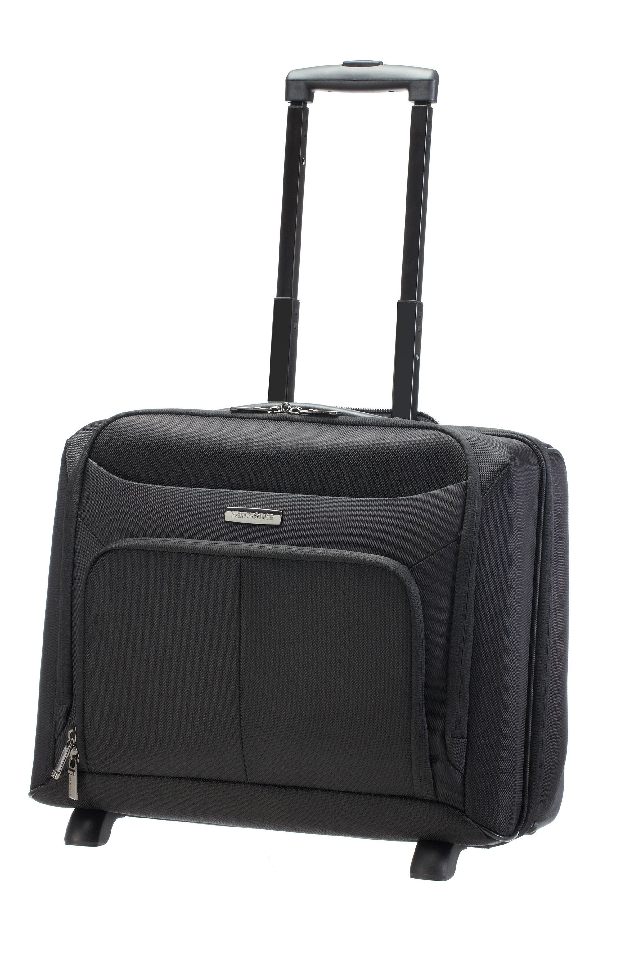 Samsonite Business-Trolley mit 2 Rollen und 15,6-Zoll Laptopfach, »Ergo-Biz Rolling Tote«